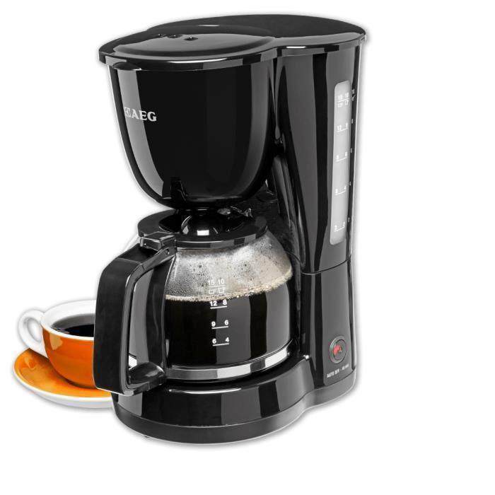 Aeg - KF1260 - Machine café avec arrêt automatique