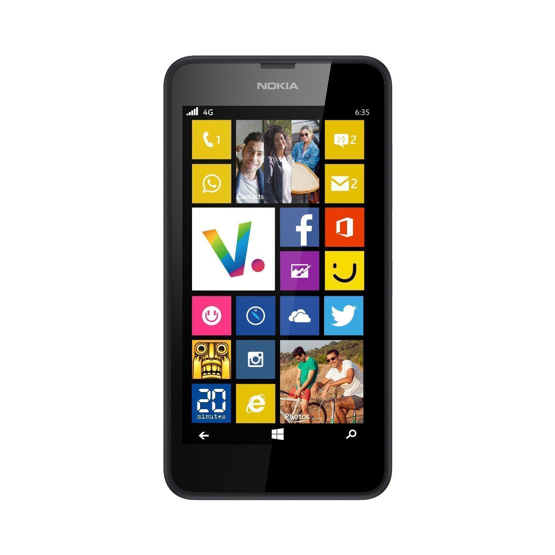 Nokia Lumia 635 4G - Noir - Débloqué