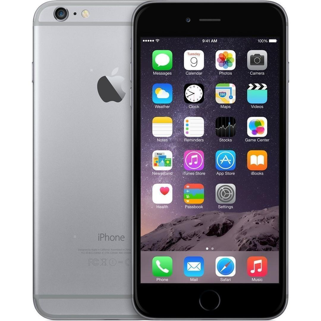 iPhone 6 64 GB - Gris espacial - Libre