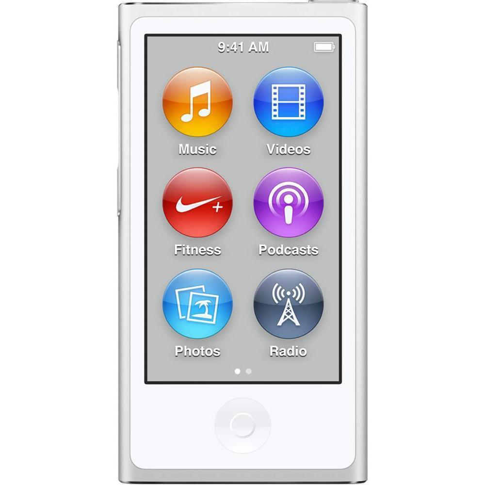 iPod Nano 7 - 16 Go Gris