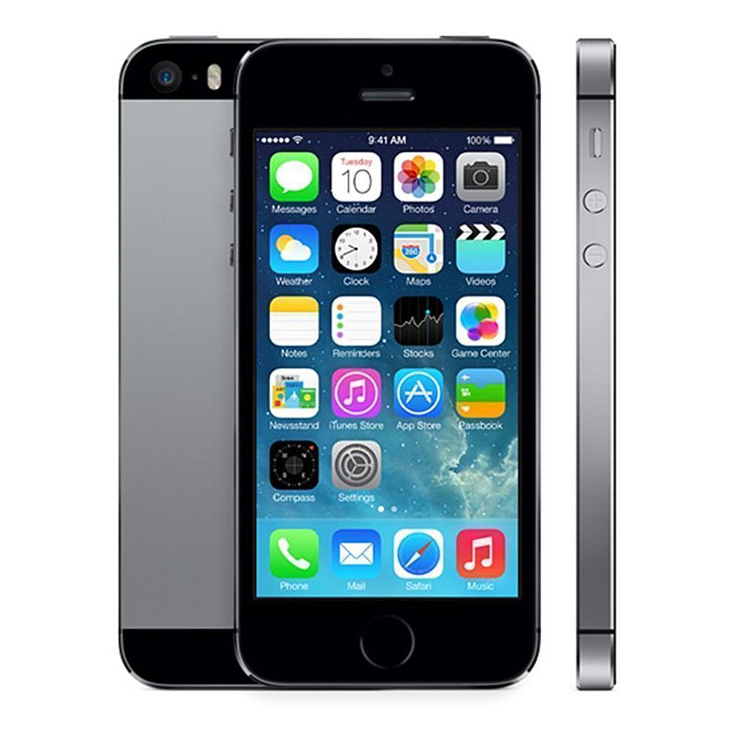 iPhone 5S 16 Go - Gris sidéral - Débloqué