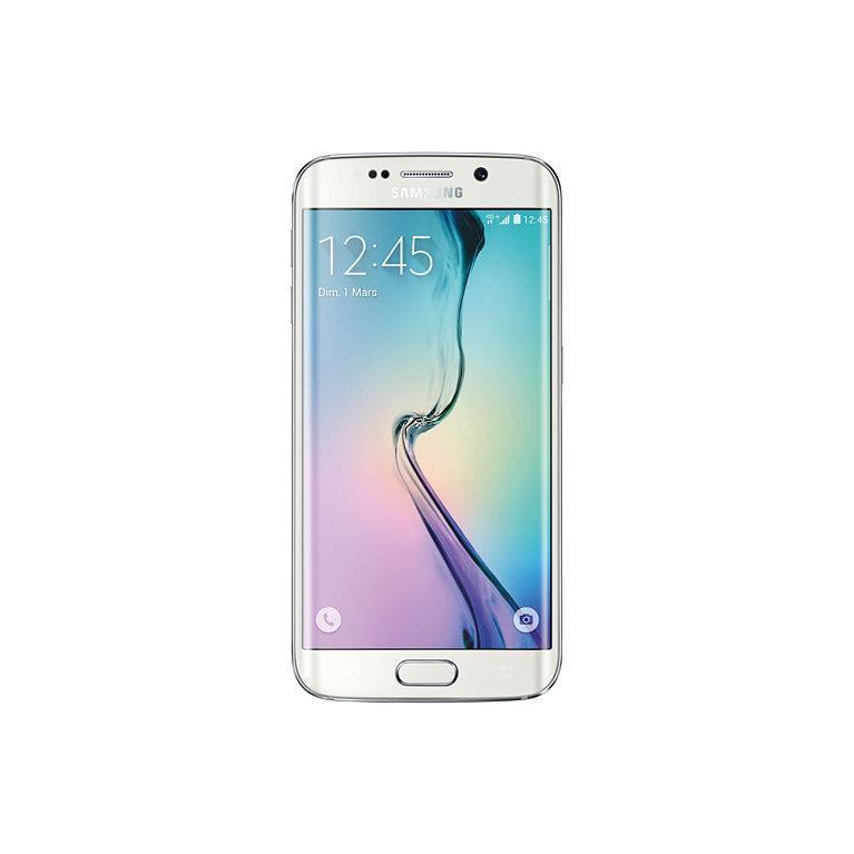 Samsung Galaxy S6 Edge 32 Go G925 4G - Blanc - Débloqué