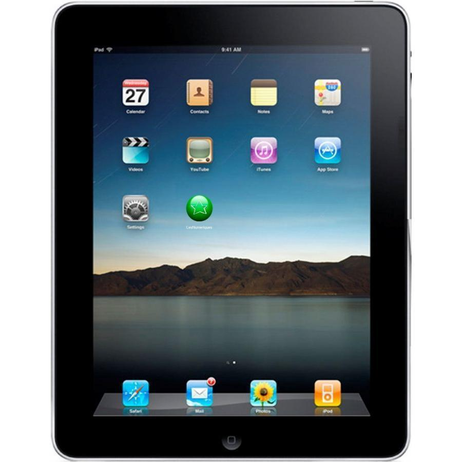 iPad 4 32 Go - Wifi - Noir