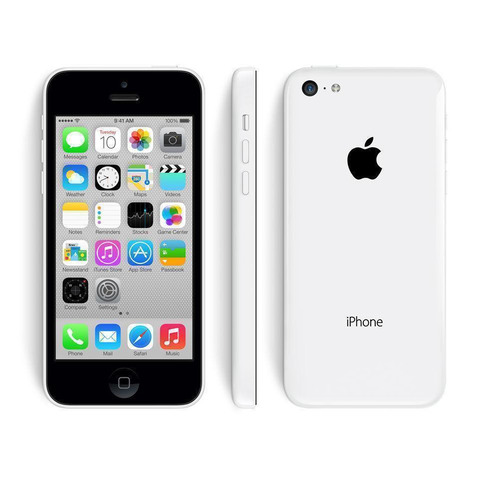iPhone 5C 16 Go - Blanc - Débloqué