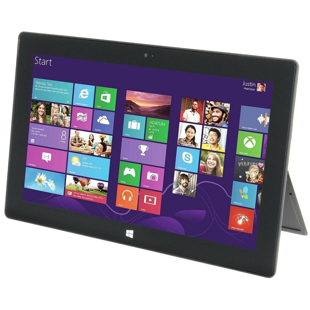 """Microsoft Surface RT 10.6"""" 32  Go - Wifi - Noir"""