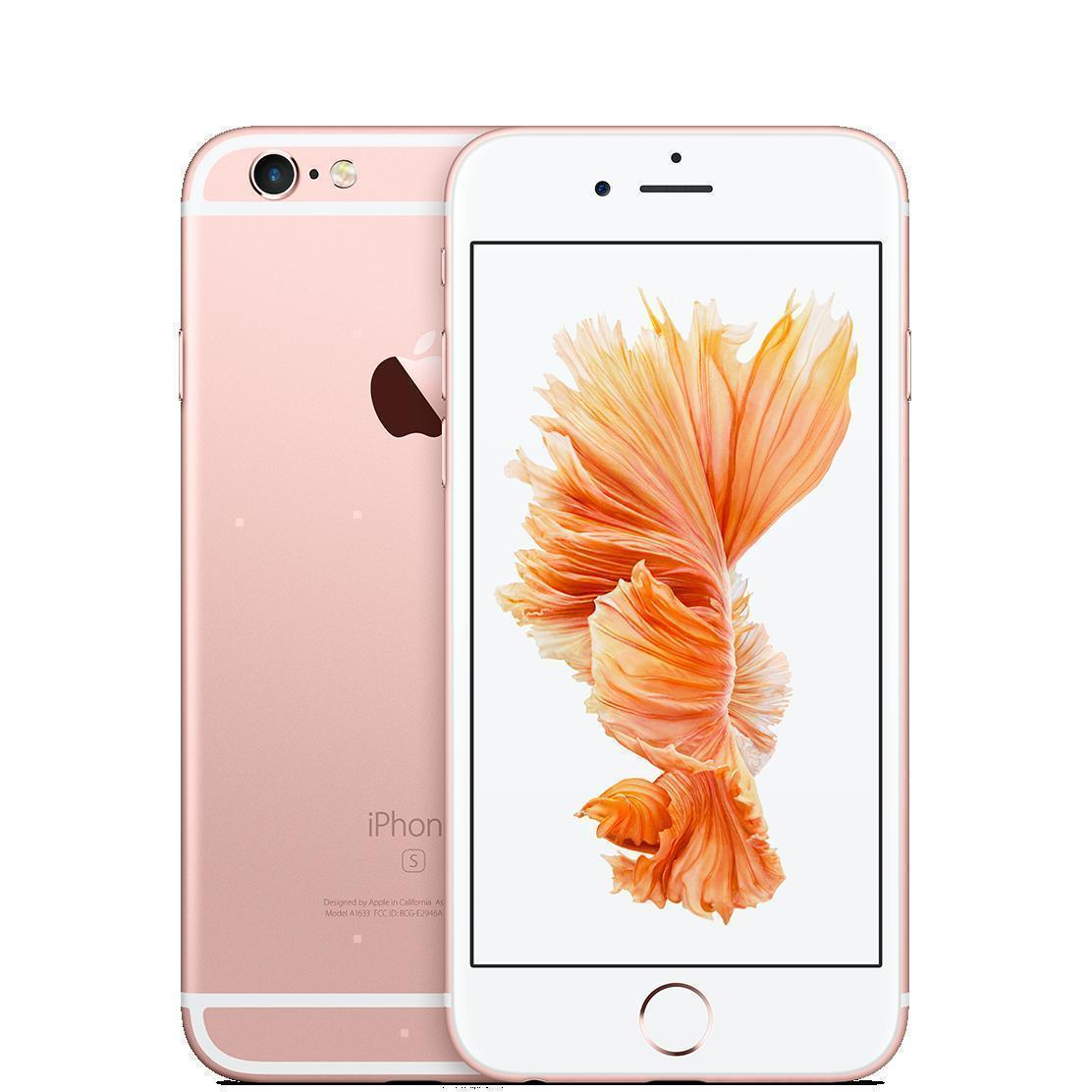 iPhone 6S 16 GB - Rosa - Libre