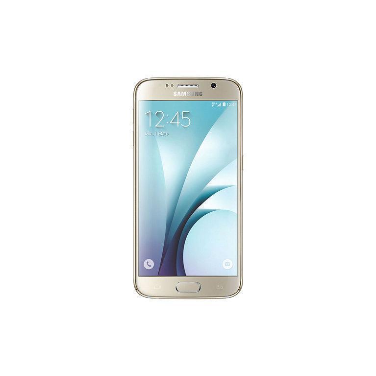 Samsung Galaxy S6 G920F 32 Go 4G - Or - Débloqué